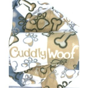 Cuddlywoof Luxury Large Blanket