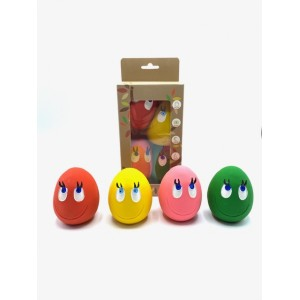 Pack of 4 Ovo Eggs Medium Size