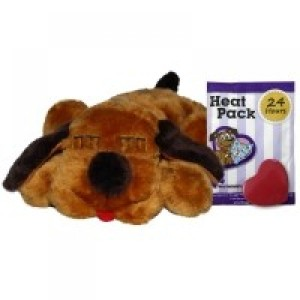 Snuggle Pups with Beating Heart and Hot Pack